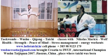 learn original taiji and qigong for your benefit totaly