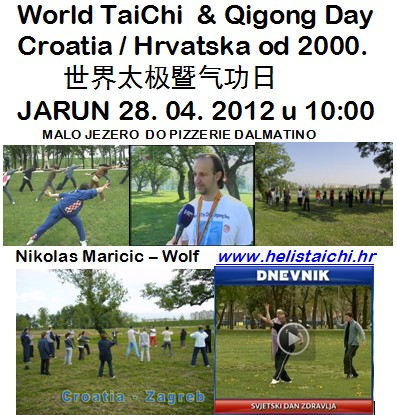 world taichi day croatia