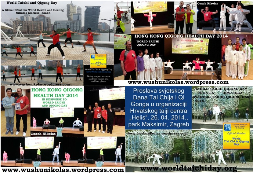 world taichj qigong day