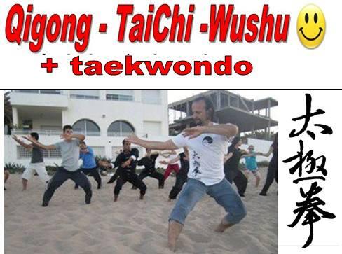 124 when  you train wushu qigong taijiquan with me you will train it as a sport or health exercise