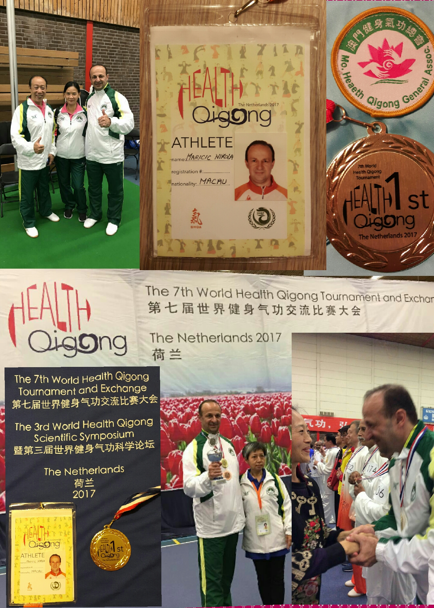 health qigong world tournament holland