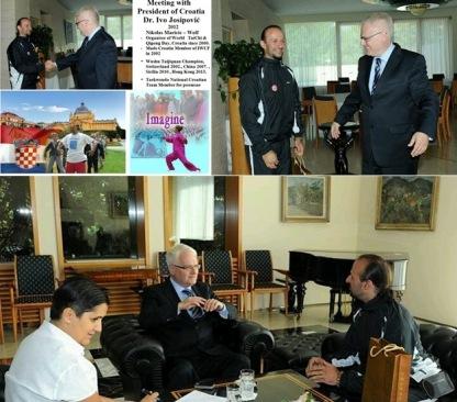 president nikola croatia